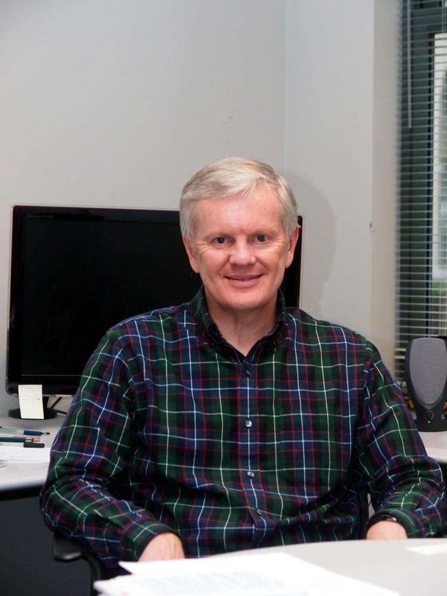 자율주행 연구의 석학 존 돌란 미국 카네기멜론대 로봇연구소(RI) 교수 - 윤신영 제공